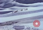 Image of slab avalanche Alta Utah USA, 1950, second 10 stock footage video 65675059577