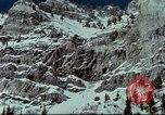 Image of forecasting avalanche Alta Utah USA, 1950, second 1 stock footage video 65675059579