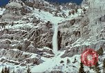 Image of forecasting avalanche Alta Utah USA, 1950, second 8 stock footage video 65675059579