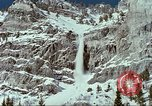 Image of forecasting avalanche Alta Utah USA, 1950, second 9 stock footage video 65675059579