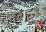 Image of forecasting avalanche Alta Utah USA, 1950, second 10 stock footage video 65675059579