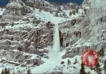 Image of forecasting avalanche Alta Utah USA, 1950, second 11 stock footage video 65675059579