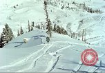 Image of test skiing Alta Utah USA, 1950, second 11 stock footage video 65675059582
