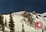 Image of avalanche Alta Utah USA, 1950, second 2 stock footage video 65675059588