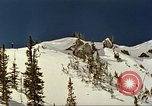 Image of avalanche Alta Utah USA, 1950, second 4 stock footage video 65675059588