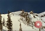 Image of avalanche Alta Utah USA, 1950, second 5 stock footage video 65675059588