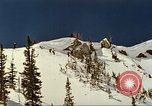 Image of avalanche Alta Utah USA, 1950, second 6 stock footage video 65675059588