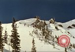 Image of avalanche Alta Utah USA, 1950, second 7 stock footage video 65675059588