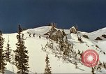 Image of avalanche Alta Utah USA, 1950, second 8 stock footage video 65675059588