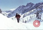 Image of avalanche Alta Utah USA, 1950, second 10 stock footage video 65675059588