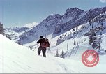 Image of avalanche Alta Utah USA, 1950, second 11 stock footage video 65675059588