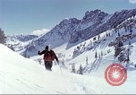 Image of avalanche Alta Utah USA, 1950, second 12 stock footage video 65675059588