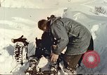 Image of avalanche Alta Utah USA, 1950, second 6 stock footage video 65675059589