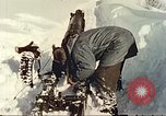 Image of avalanche Alta Utah USA, 1950, second 8 stock footage video 65675059589