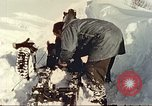 Image of avalanche Alta Utah USA, 1950, second 9 stock footage video 65675059589