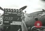 Image of P-38 aircraft South Pacific Ocean, 1943, second 1 stock footage video 65675059602