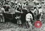 Image of Allied soldiers Goodenough Island New Guinea, 1944, second 1 stock footage video 65675059608