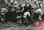 Image of Allied soldiers Goodenough Island New Guinea, 1944, second 2 stock footage video 65675059608