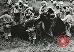 Image of Allied soldiers Goodenough Island New Guinea, 1944, second 3 stock footage video 65675059608