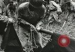 Image of Allied soldiers Goodenough Island New Guinea, 1944, second 5 stock footage video 65675059608