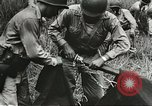 Image of Allied soldiers Goodenough Island New Guinea, 1944, second 6 stock footage video 65675059608