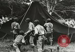 Image of Allied soldiers Goodenough Island New Guinea, 1944, second 10 stock footage video 65675059608