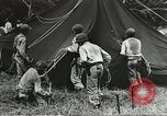 Image of Allied soldiers Goodenough Island New Guinea, 1944, second 12 stock footage video 65675059608