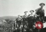 Image of Wounded Australian troops at the front during World War 2 Kokoda New Guinea, 1942, second 1 stock footage video 65675059615
