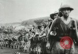 Image of Wounded Australian troops at the front during World War 2 Kokoda New Guinea, 1942, second 6 stock footage video 65675059615