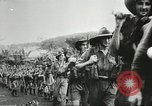 Image of Wounded Australian troops at the front during World War 2 Kokoda New Guinea, 1942, second 7 stock footage video 65675059615