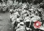Image of Wounded Australian troops at the front during World War 2 Kokoda New Guinea, 1942, second 9 stock footage video 65675059615