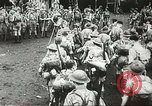 Image of Wounded Australian troops at the front during World War 2 Kokoda New Guinea, 1942, second 11 stock footage video 65675059615
