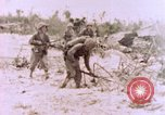 Image of United States Marines Peleliu Palau Islands, 1944, second 2 stock footage video 65675059648