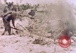 Image of United States Marines Peleliu Palau Islands, 1944, second 4 stock footage video 65675059648