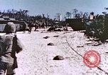 Image of United States Marines Peleliu Palau Islands, 1944, second 12 stock footage video 65675059651