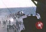 Image of USS Intrepid Pacific Ocean, 1945, second 3 stock footage video 65675059669