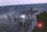 Image of USS Intrepid Pacific Ocean, 1945, second 5 stock footage video 65675059669