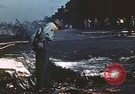 Image of USS Intrepid Pacific Ocean, 1945, second 10 stock footage video 65675059672