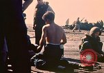 Image of USS Intrepid Pacific Ocean, 1945, second 9 stock footage video 65675059674