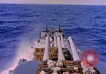 Image of USS San Francisco Pacific Ocean, 1944, second 10 stock footage video 65675059675