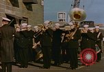 Image of USS Franklin Brooklyn New York USA, 1945, second 12 stock footage video 65675059687