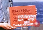 Image of USS Joseph T Dickman Pacific Ocean, 1945, second 3 stock footage video 65675059691