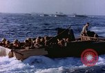 Image of United States fleet Pacific Ocean, 1945, second 7 stock footage video 65675059693
