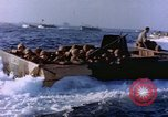 Image of United States fleet Pacific Ocean, 1945, second 9 stock footage video 65675059693