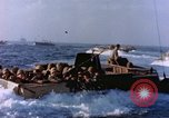 Image of United States fleet Pacific Ocean, 1945, second 10 stock footage video 65675059693