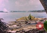 Image of United States 27th Infantry Division Makin Island Kiribati Islands, 1943, second 4 stock footage video 65675059698