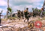Image of United States 27th Infantry Division Makin Island Kiribati Islands, 1943, second 2 stock footage video 65675059699
