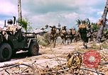 Image of United States 27th Infantry Division Makin Island Kiribati Islands, 1943, second 4 stock footage video 65675059699