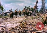 Image of United States 27th Infantry Division Makin Island Kiribati Islands, 1943, second 5 stock footage video 65675059699