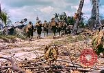 Image of United States 27th Infantry Division Makin Island Kiribati Islands, 1943, second 6 stock footage video 65675059699